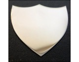 Inscription Shield For Engraving 45mm x 42mm - TE34481