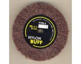 Bufflex FB6 Satin Finishing Wheel Medium - TM565 Guru