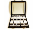 Stone Display Box - 25 Compartment - TQS1