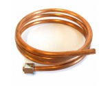 Copper Drain Tube for Eitan Steam Cleaners - TZS3021