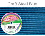Soft Flex, Econoflex - Blue - 0.19 - 30ft - 7 Strand - FT132BLUE