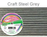 Soft Flex, Econoflex - Grey - 0.10 - 30ft - 7 Strand - FT130GREY
