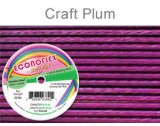 Soft Flex, Econoflex - Plum - 0.19 - 30ft - 7 Strand - FT132PLUM