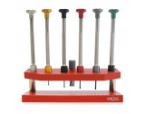 Horotec MSA01.201-D Set Of 6 Screwdrivers & Stand