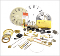 Clock Parts, Materials & Spares Supplies