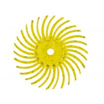 Radial Disc 19mm, Pack of 48, Yellow 80 Grit - TB1881A