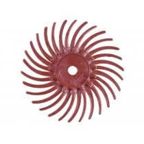 Radial Disc 19mm, Pack of 48, Red 220 grit - TB1882A