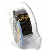 Craft Wire - Bronze - 1.024mm Thick - 6.4m Length - FT218BRONZE