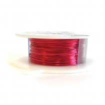 Craft Wire - Magenta - 0.52mm Thick - 18.28M Length - FT224MAG