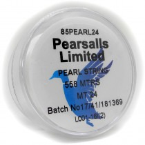 Pearsalls Size 24 Pearl Re-Stringing Silk Ø0.19mm - FT5124
