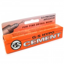 G-S Hypo Watch Crystal Cement - HA11