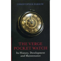 The Verge Pocket Watch By Christopher Barrow - HB17119 Book