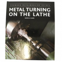 Metal Turning On The Lathe By David A.Clark - HB17121 Book