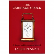 The Carriage Clock By Laurie Penman - HB17138