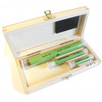 Bergeon 30075 Boxed Set Of Smoothing Broaches - HB30075