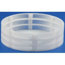 Basket Insert Plastic With No Divisions For Greiner ACS900 Ø80mm Height 24mm - HC15896