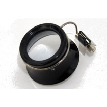 """Eyeglass Spectacle 2.5x Magnification 4"""" (100mm) Focal Length - HE9100"""