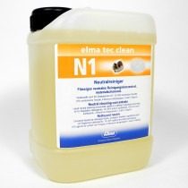 Cleaning Concentrate (Neutral) Elma Tec Clean N1 2.5 Litre - HF70N1