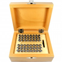 Lathe Collets Boxed Set Of 48 For Vector Lathe - HL173A