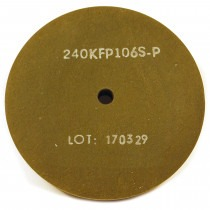 Manhattan Polishing Wheel 100mm x 12mm - HM1100