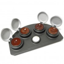 Bergeon 30180-A Oil Cup Stand Black - HO30180A