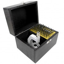 Staking Tool Set Of 50 Punches & 10 Stakes Bergeon 5285-B - HS762 (HS5285B)