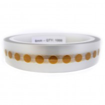 Kapton Polymide Polishing Masking Dots 6mm - HT1006