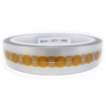 Kapton Polymide Polishing Masking Dots 8mm - HT1008