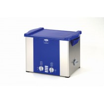 Elma S100/H Ultrasonic Cleaning Tank With Lid (9.5 litre) - HU123