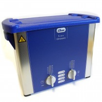 Ultrasonic Cleaning Machine 2.75 Litre Heated Tank With Lid Elma S30/H - HU193 Best Seller