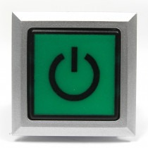 On/Off Push Button For HP82 Pioneer Polimaxx II - HZP827