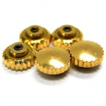 Rolled Gold Dustproof Watch Buttons (Crowns) 26/10
