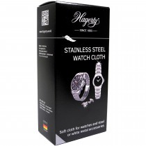 Hagerty Stainless Steel Watch Cloth - Single