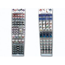 Large Soft Flex Floor Standing Display Unit - complete with items - FS103KIT