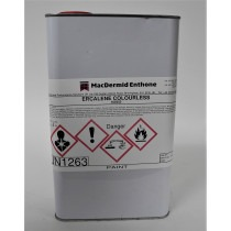 Ercalene Gr.A - T65095B,chemicals,lacquer, brass lacquer,Clear Lacquer.