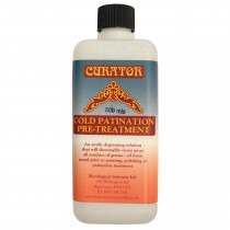 Curator Cold Patination Pre-Treatment 500ml - T92084A