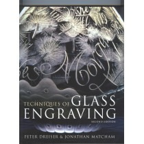 Xmas Books The Techniques of Glass Engraving - TB17037 book