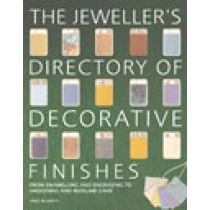 Jewellers Directory Of Decorative Finishes - TB17040
