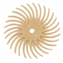 Radial Disc19mm First Polish (Pack of 48)  - Peach 3,000 grit - TB1885A