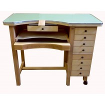 8 Drawer Bench - TB210 jewellers