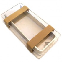 Castaldo® See-Through Mould Frame 130mm x 51mm x 25mm - TC01103,casting.moulds