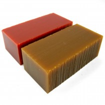 Gold / Orange File-A-Wax® Wax Blocks - TC0134INTR carving wax,wax file-a-wax