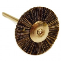 Mounted Goat Hair Wheel - TM515G Guru