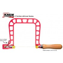 """5 Inch Lightweight """"Knew Concepts"""" Saw Frame. - TS128"""