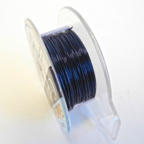 Craft Wire - Blue - 0.52mm Thick - 18.28M Length - FT224BLUE
