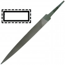 "SWISS 6"" PRECISION WARDING FILE CUT 0 - TF1130"