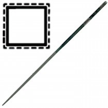 Needle File - 14CM SWISS SQUARE CUT 0 - TF860