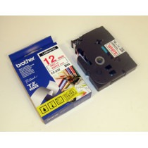 36mm Black on Blue Brother P-Touch Tape TZe561 - HTZ561