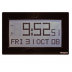 Grayson Morning Afternoon Evening &/OR Time & Date Healthcare Clock Black GP1123