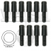 GRS QC Tool Holders Extra Long 3.45mm (10 Pack) - 004-858